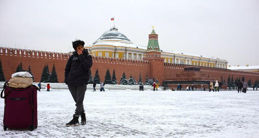 Rusya'da son 24 saatte koronavirüs vaka sayısında 8861 artış