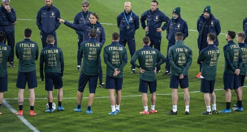 """Roberto Mancini: """"Umarım finalde yeniden Türkiye ile karşılaşırız"""""""