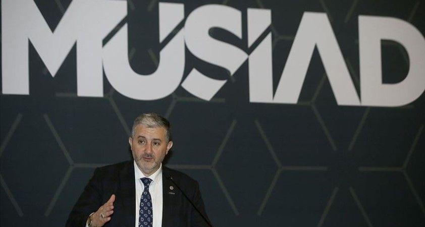 MÜSİAD Başkanı Kaan: Yeni destekler tüketim ve yatırımları pozitif tutacak