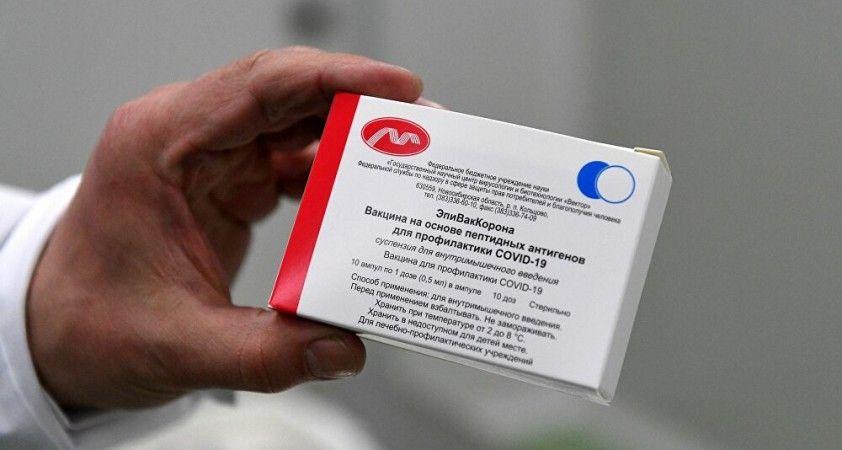 Rospotrebnadzor: EpiVakKorona aşısı, üçlü bağışıklık savunması geliştiriyor