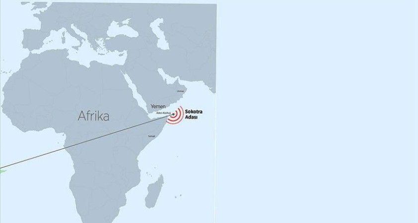 Yemen'in stratejik Sokotra Adası'nda BAE'nin askeri emelleri tartışılıyor
