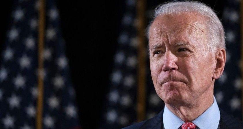 Joe Biden, Kamala Harris'i başkan yardımcısı adayı olarak seçtiğini duyurdu