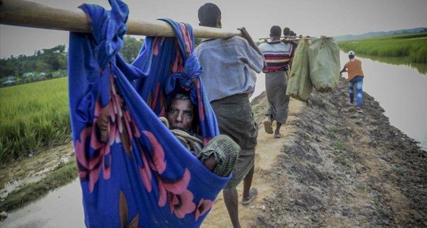 ABD, Myanmar ordusunun Arakanlı Müslümanlara yönelik katliamlarının 'soykırım' olup olmadığını değerlendiriyor