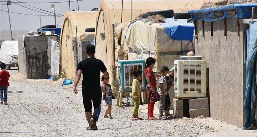 Irak'ta yaklaşık 4 bin iç göçmen evlerine döndü