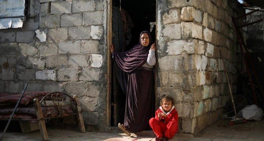 Gazze'deki Su Kurumu: İsrail bölgeyi susuz bırakarak Filistinlileri göçe zorlamayı amaçlıyor