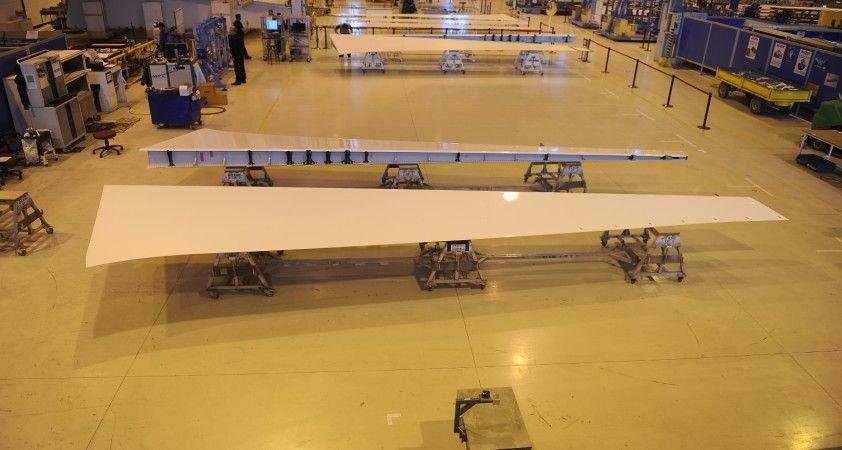 Boeing'den TUSAŞ'a teslimat ve kalite ödülü