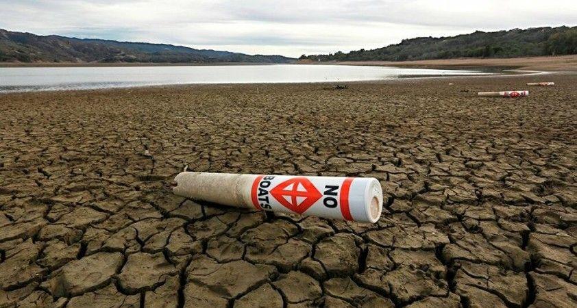 Kuzey Amerika kıtası son 20 yılın ikinci büyük kuraklık tehlikesi altında