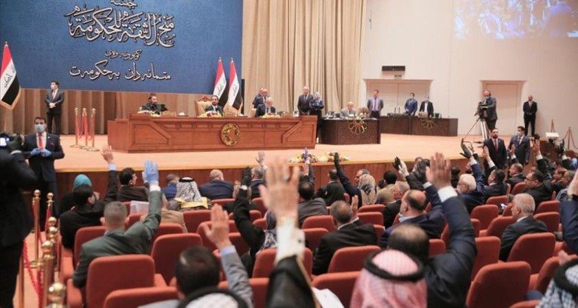 Irak Meclisi, Bağdat-Erbil arasındaki anlaşmazlık nedeniyle aylarca sürüncemede kalan 2021 bütçesini onayladı