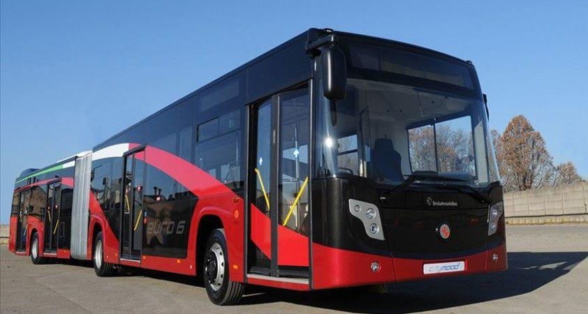 Türkiye'de üretilen otobüs, minibüs ve midibüsler 87 ülkede yollarda