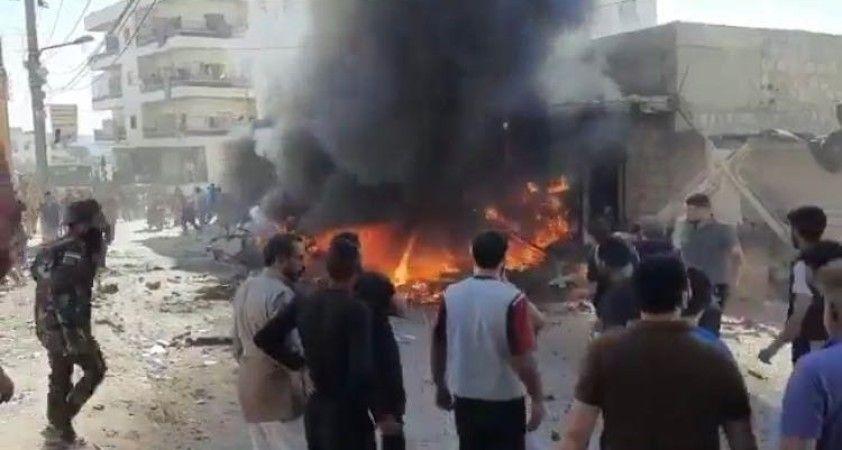MSB'den Afrin'deki bombalı saldırıya ilişkin açıklama