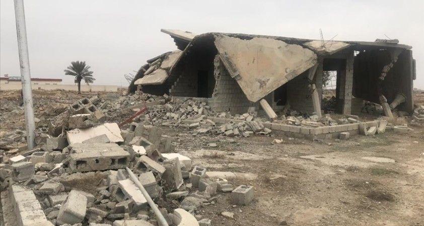 Kerkük'te DEAŞ'ın tahrip ettiği 138 köy imara muhtaç