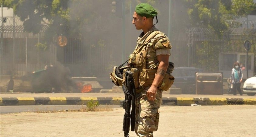 ABD, Lübnan ordusuna 67 milyon dolar destek sağlayacağını duyurdu