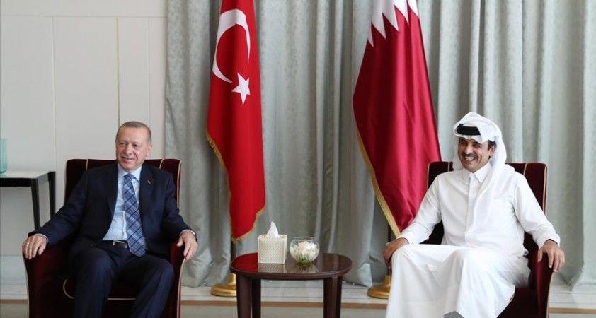 Türkiye-Katar iş birliği 2020 yılında Kovid-19 salgınına rağmen güçlenerek devam etti