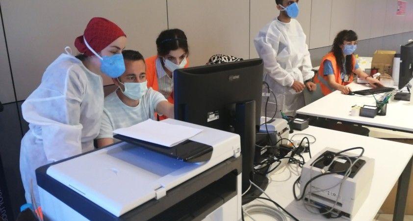 Türkiye'ye girişte örnekleme temelinde PCR testi uygulamasının kapsamı genişledi