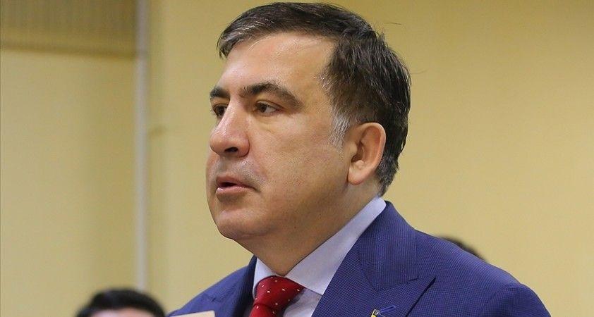 Gürcü gazeteci: Saakaşvili, açlığın 6. gününde dinç ve aktif