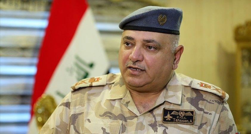 Irak Ortak Operasyonlar Komutanlığı Sözcüsü Hafaci: NATO güçlerinin sayısının artırılmasından bahsetmek erken