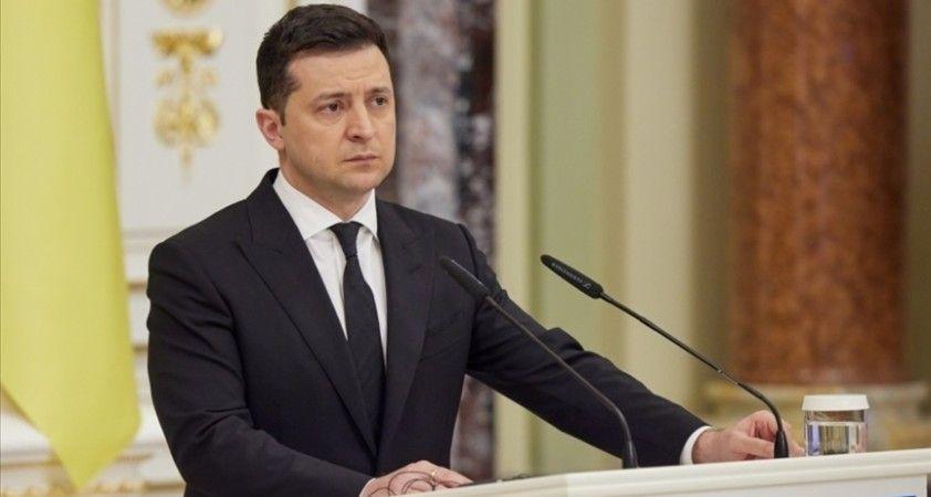 Ukrayna Rusya'ya karşı yeni yaptırımlar istiyor