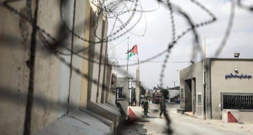 Kerem Şalom Sınır Kapısı açıldı