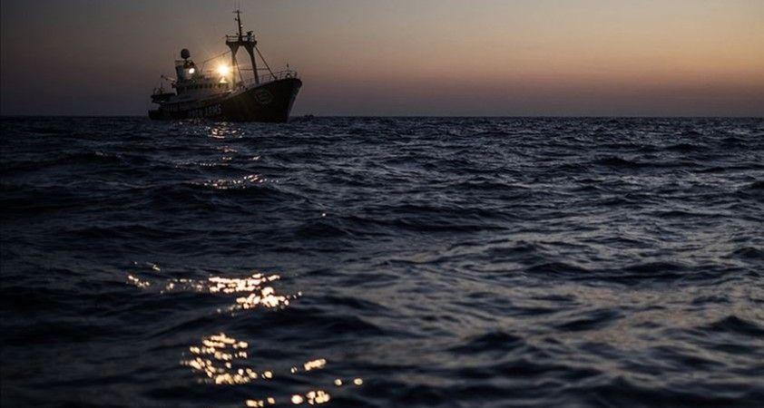 Ocean Viking gemisi kurtardığı göçmenlerin tahliyesi için günlerdir Avrupa'dan liman çağrısına yanıt bekliyor
