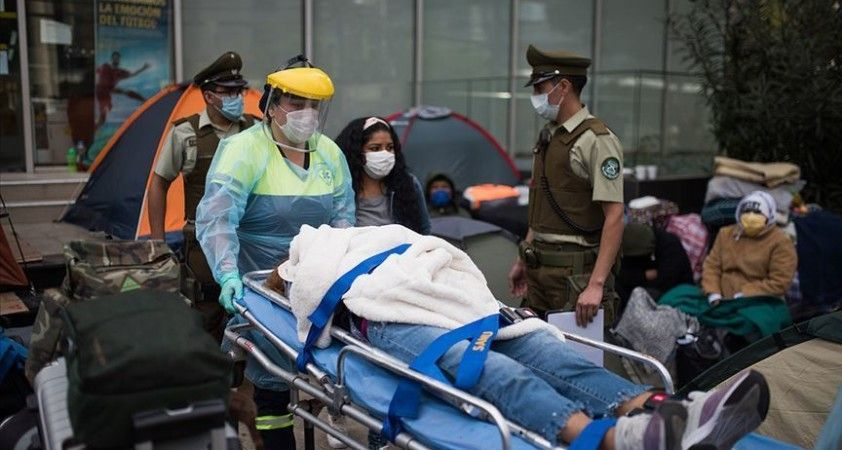 Latin Amerika ülkelerinde Kovid-19 vakaları ve ölümler artıyor