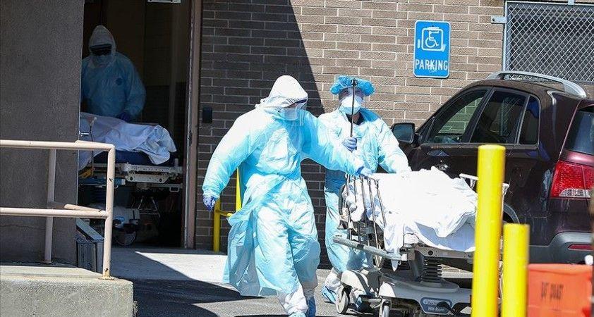 ABD'de koronavirüs nedeniyle ölenlerin sayısı 204 bin 126'ya yükseldi