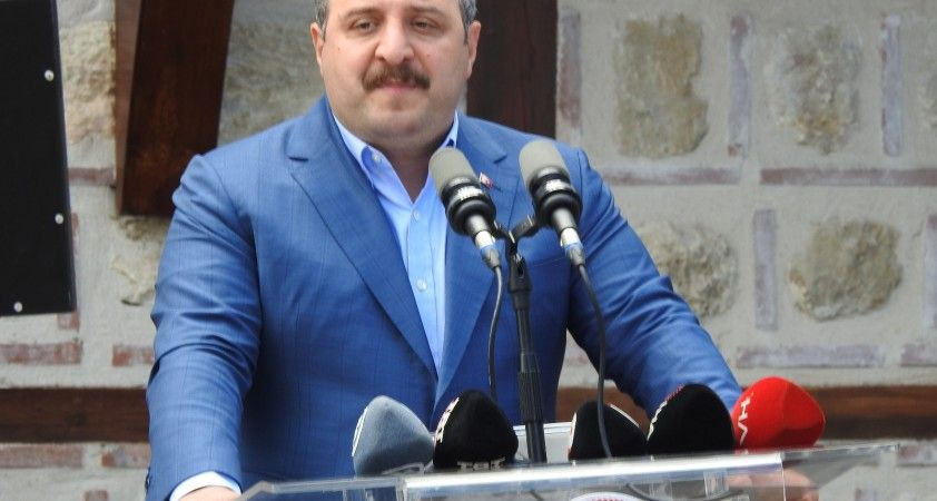 """Bakan Varank: """"Türkiye ekonomisi ilk çeyrekte yüzde 7 büyüdü"""""""