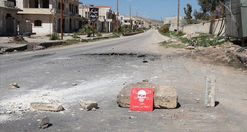 ABD, Guta'daki kimyasal silah saldırısının 8. yılında Esed rejimini hesap vermeye çağırdı