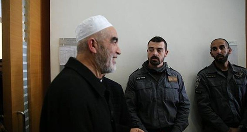 İsrail makamları, Filistinli İslami hareket lideri Şeyh Salah'ın hücre cezasının 6 ay uzatılmasını talep etti