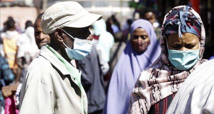 Afrika'da Kovid-19 vaka sayısı 4 milyon 422 bini geçti