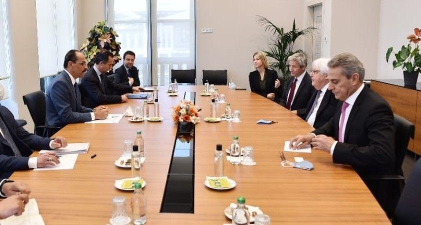 Sözcü Kalın, Birleşmiş Milletler İnsani İşlerden Sorumlu Genel Sekreter Yardımcısı ile görüştü