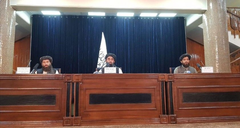 Taliban Sözcüsü Mücahid, Pencşir sorununun çatışmasız çözüleceğini savundu