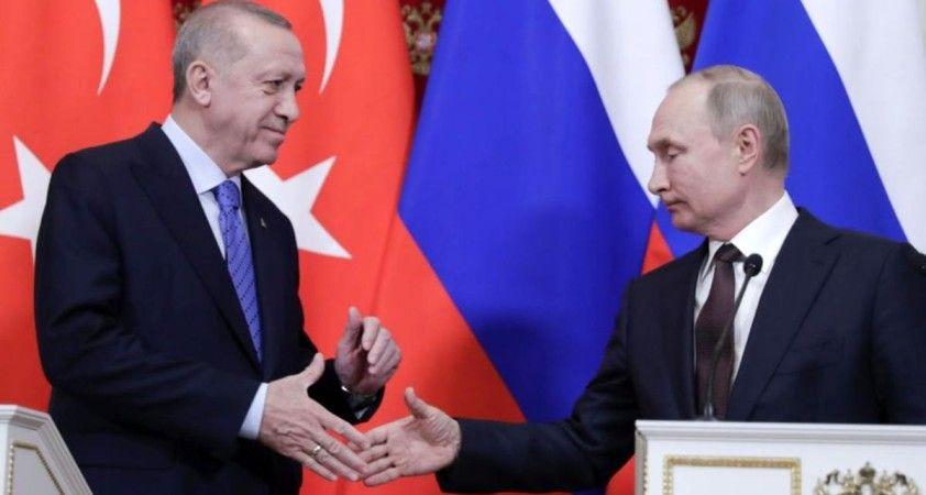 Soçi, Putin - Erdoğan görüşmesine hazır