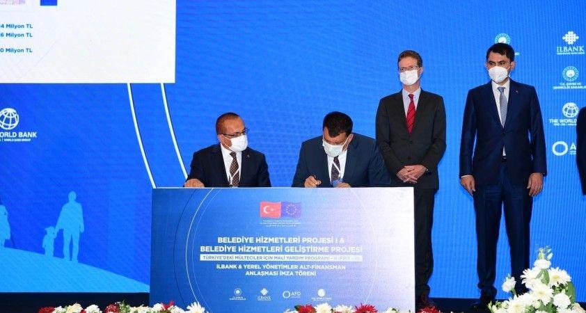 Malatya Büyükşehir alt yapısı için 230 milyonluk dev destek