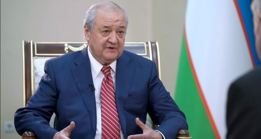 """""""Büyük devletler arasındaki rekabetin Orta Asya için negatif sonuçlar doğurmasını istemiyoruz"""""""