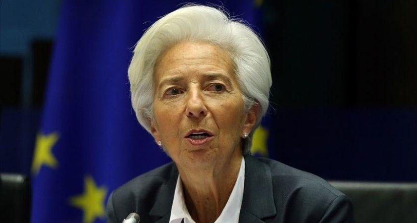ECB Başkanı Lagarde: Toparlanma sarsıntılı olacak