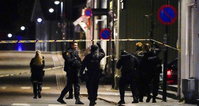 Norveç Başbakanı Solberg saldırıyı