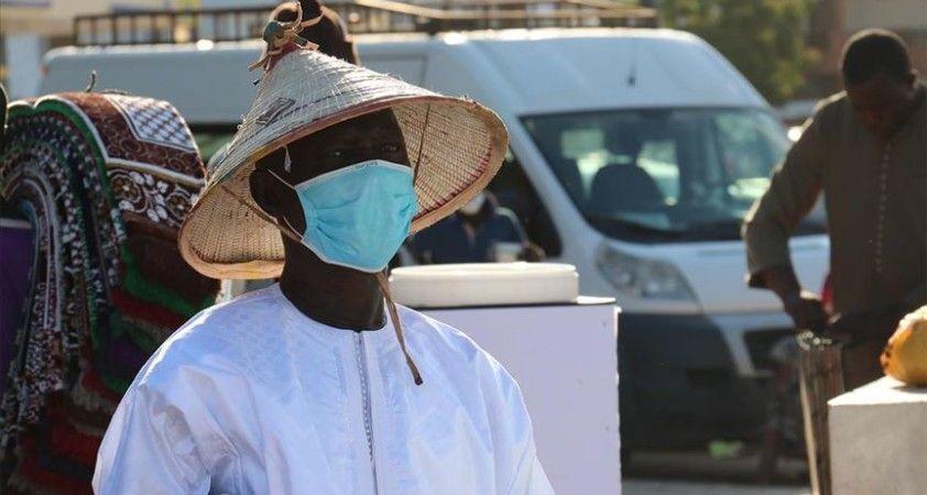 Afrika'da Kovid-19 vaka sayısı 1 milyon 328 bini aştı