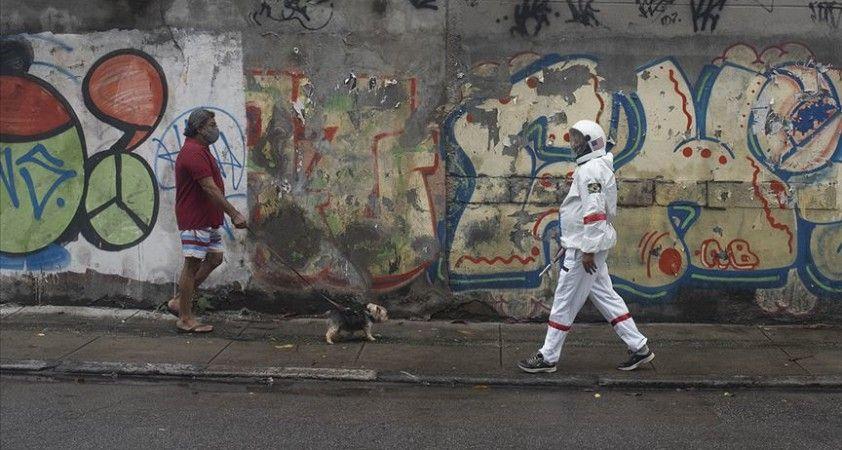 Latin Amerika ülkelerinde Kovid-19 vakaları ve can kayıpları artmaya devam ediyor