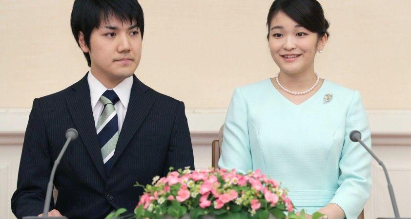 Aşkı için unvanından vazgeçen Japonya prensesinin düğün tarih belli oldu