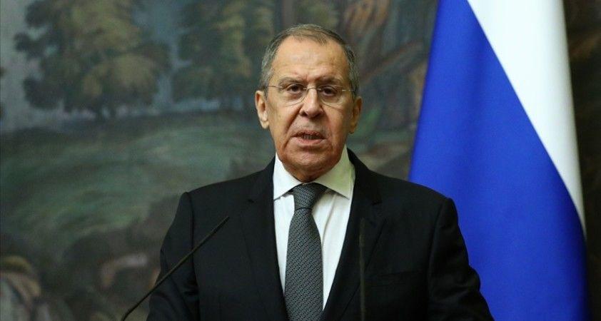 Lavrov'un 'Katalan siyasi tutuklular' ifadesi Rusya ile İspanya arasında diplomatik kriz yarattı