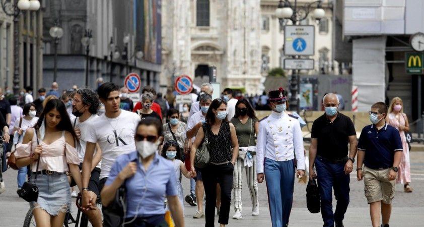 İtalya'da son 24 saatte 2 bin 275 yeni vaka