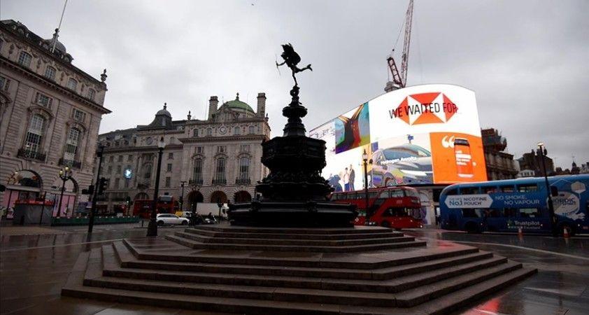 İngiltere'de 1993 yılından bu yana en yüksek 10 aylık kamu borçlanması kaydedildi