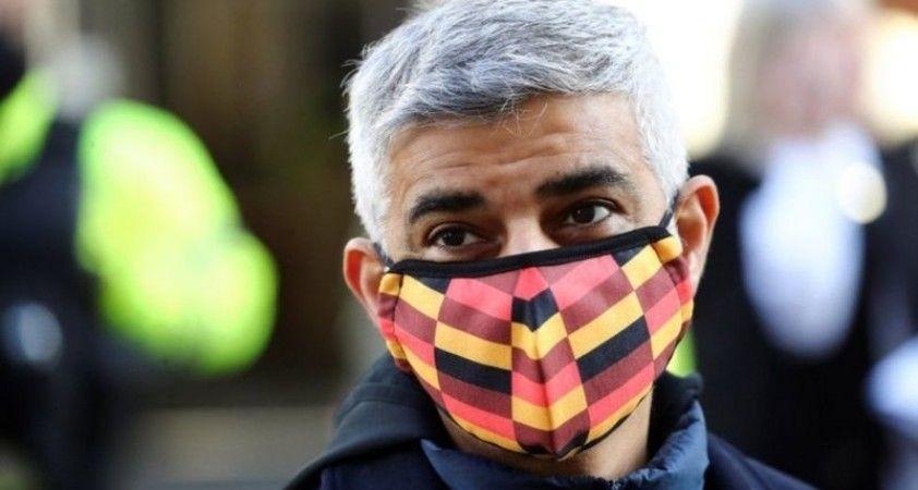 Londra Belediye Başkanı kentte salgının kontrolden çıktığını söyledi, acil önlemler alınıyor