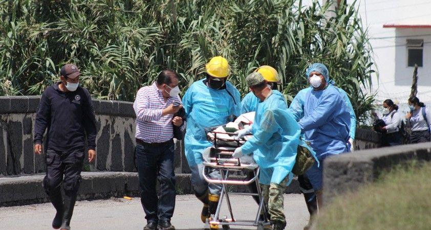 Meksika'da hastanedeki su baskınında ölü sayısı 17'ye yükseldi