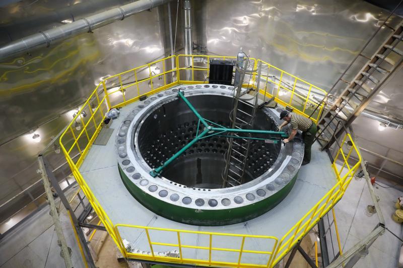 Atommash'ta Akkuyu NGS'de çalışmalar hızlandı