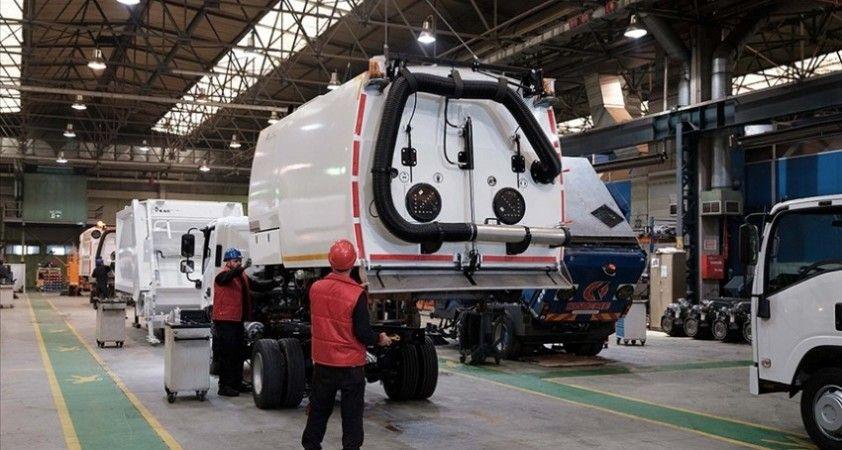 Türk firmasından 46 ülkeye yerli üretim 'atık teknolojileri' ihracatı