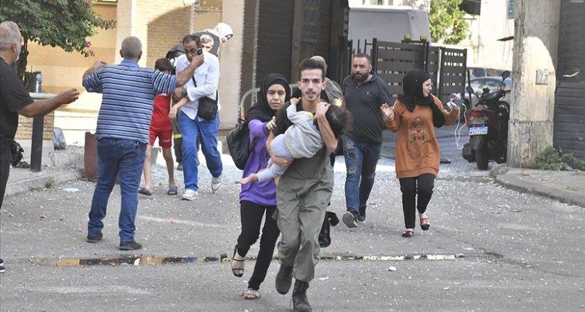 BM'den Lübnan'da yaşanan şiddet olaylarına son verilmesi çağrısı