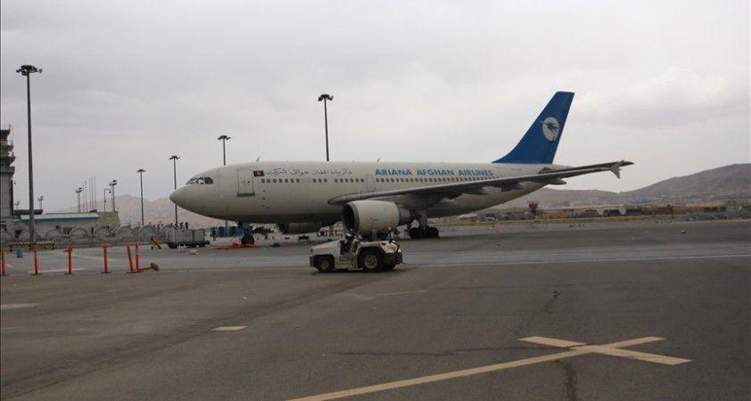 Afganistan'ın Hamid Karzai Uluslararası Havalimanı yarınki iç hat uçuşlarına hazırlanıyor