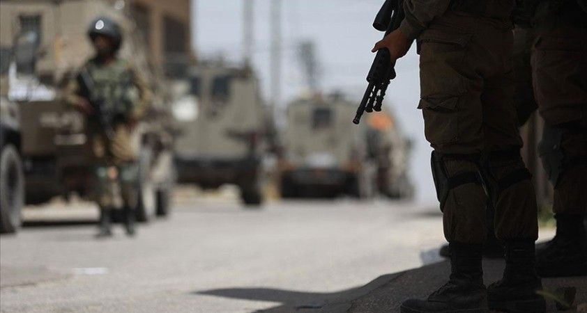 İsrail güçlerinin Batı Şeria'da açtığı ateş sonucu 1 Filistinli hayatını kaybetti