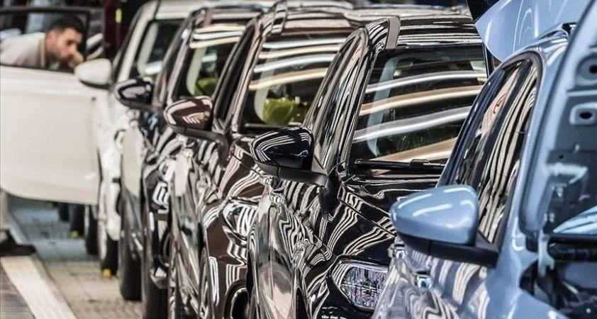 Türkiye'den 7 ayda 5,5 milyar dolarlık binek otomobil ihraç edildi